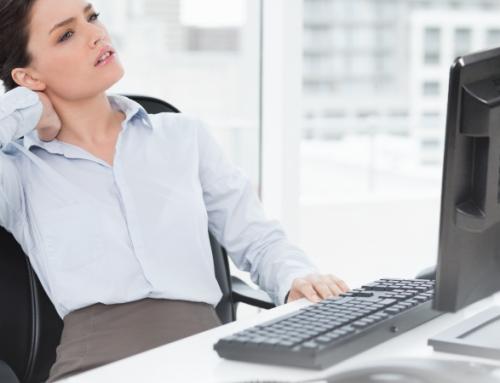 Стресът на работното място и офиса масажите